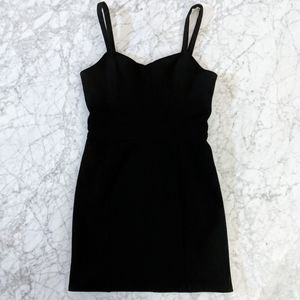 EUC Urban Outfitters Sparkle & Fade Bustier Dress
